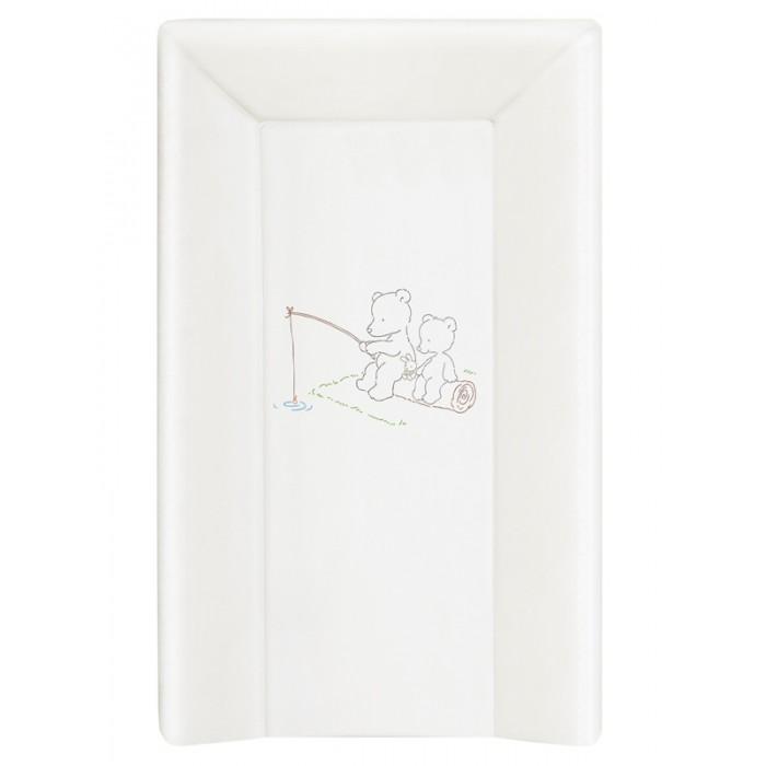 Накладки для пеленания Ceba Baby Накладка для пеленания мягкая с изголовьем 50х70 скидка