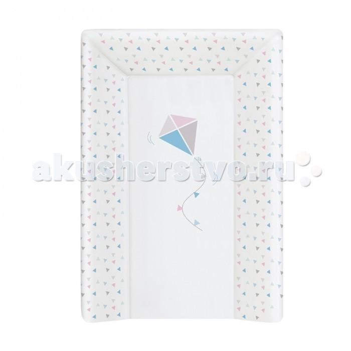 Детская мебель , Накладки для пеленания Ceba Baby Накладка для пеленания на жестком основании с изголовьем 70х50 арт: 99463 -  Накладки для пеленания