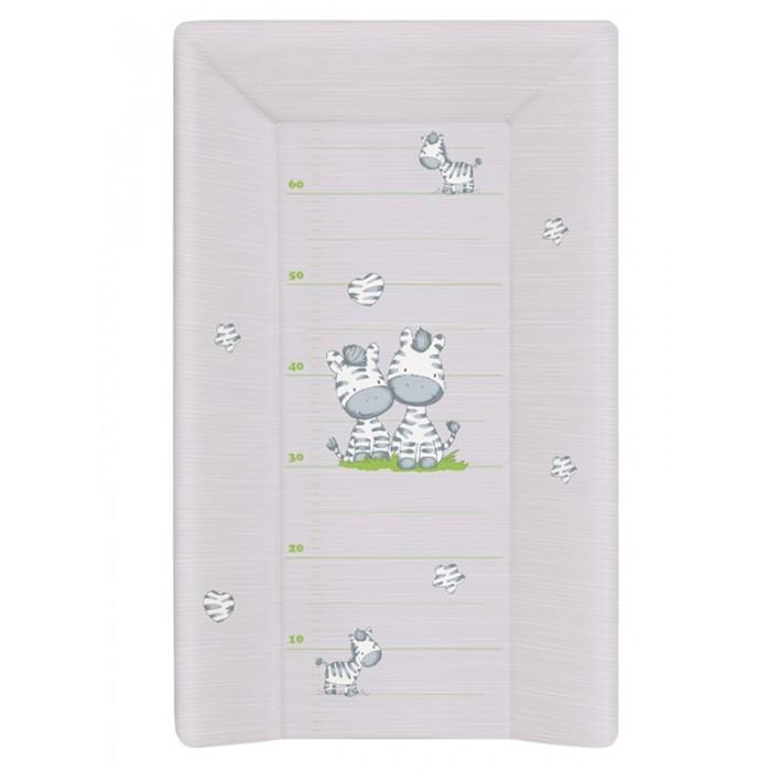 Ceba Baby Накладка для пеленания на жестком основании с изголовьем 70х50
