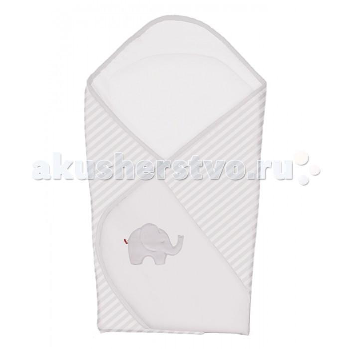 Ceba Baby Одеяло-конверт Elephants (вышивка)