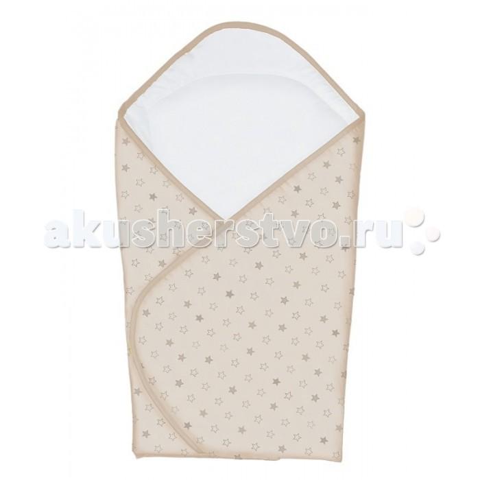 Конверты на выписку Ceba Baby Одеяло-конверт на выписку Stars (принт) конверты на выписку ceba baby одеяло конверт baby papa bear вышивка