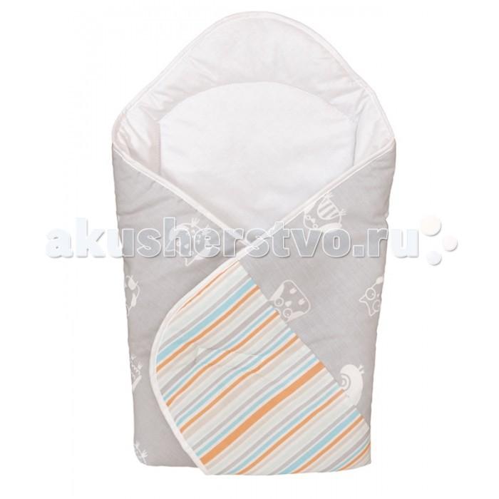 Конверты на выписку Ceba Baby Одеяло-конверт Owls (принт) конверты на выписку ceba baby одеяло конверт baby papa bear вышивка