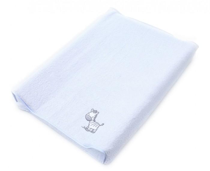 Накладки для пеленания Ceba Baby Простынь на резинке на пеленальный матрасик 50x80 см