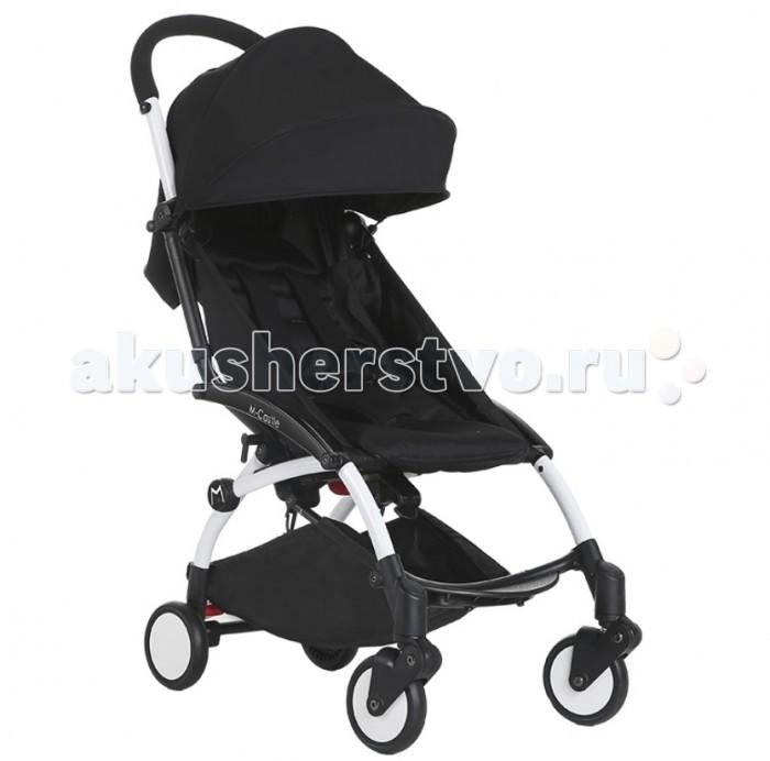 Прогулочная коляска CharmingSports BS-601BS-601Прогулочная коляска CharmingSports BS-601 выполнена в ярком и оригинальном стиле, она раскладывается одним движением, что облегчает процесс эксплуатации.   Текстильное сиденье коляски имеет мягкие, но плотные вставки, гарантирующие комфорт малыша. Пятиточечные ремни безопасности предотвращают случайное соскальзывание малыша с сиденья. Облегченный каркас конструкции изготовлен из металлического сплава.  Износостойкие полиуретановые колеса гарантируют хорошее сцепление с поверхностью дороги. Козырек убережет нежную кожу ребенка от прямых солнечных лучей и осадков, а в багажное отделение можно положить необходимые предметы для ухода за малышом. Этот аналог оригинальной коляски Yoyo легко и быстро складывается и занимает мало места в помещении.  Комплект: коляска, козырек, бампер, сумка с ремнем. Допустимый вес эксплуатации: 25 кг. Размер коляски в сложенном виде: 50 x 18 х 44 см Размер коляски в разложенном виде: 54 х 41 х 105 см Угол наклона: 165 Ширина сиденья: 40 см Тип ремня: пятиточечный Количество колес: 4 Вес в упаковке: 7.3 кг Вес коляски: 5.8 кг<br>
