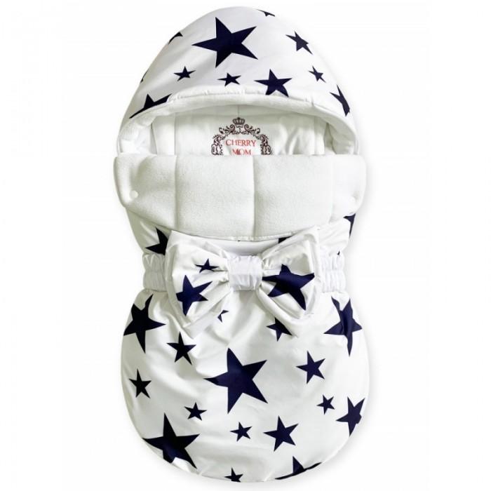 Фото - Конверты на выписку CherryMom Конверт на выписку Bambino Звездочет (флис) одеяло конверт dolce bambino dolce blanket для новорожденных белый av71204