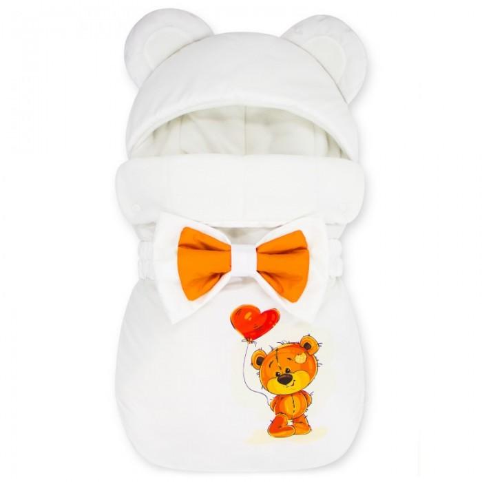 Конверты на выписку CherryMom Конверт Мишка Lovely Bear (флис)