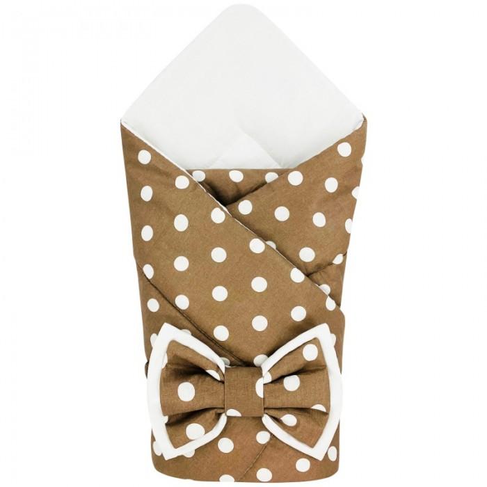 Конверты на выписку CherryMom Конверт-одеяло Горошек (зима) конверты на выписку cherrymom конверт одеяло eco зима