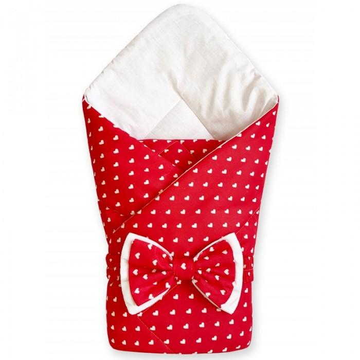Фото - Конверты на выписку CherryMom Конверт-одеяло на выписку Little Heart (зима) конверты на выписку little star кокон престиж