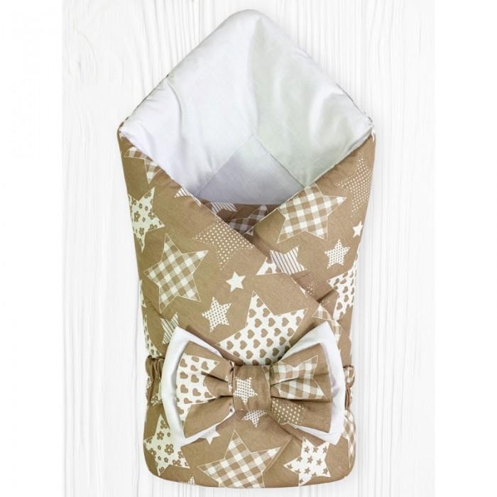 Фото - Конверты на выписку CherryMom Конверт-одеяло на выписку Star (зима) конверты на выписку little star кокон престиж
