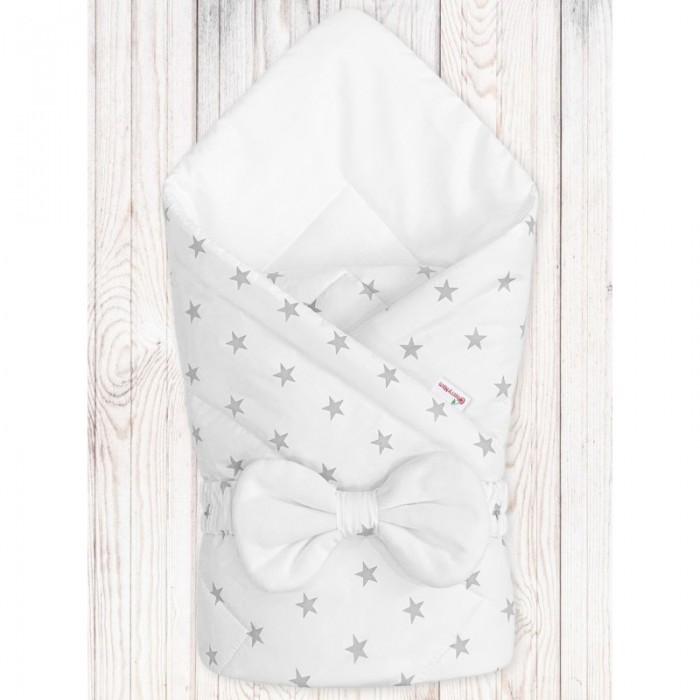 Конверты на выписку CherryMom Конверт-одеяло на выписку Звезды (зима) конверты на выписку cherrymom конверт одеяло eco зима