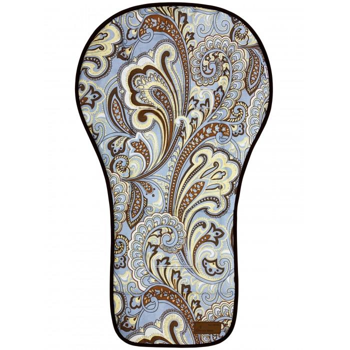Купить Вкладыши и чехлы для стульчика, CherryMom Накидка на стульчик для кормления Цветочный Орнамент