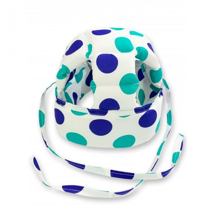 Купить Защита на прогулке, CherryMom Шлем для защиты головы Аквамарин