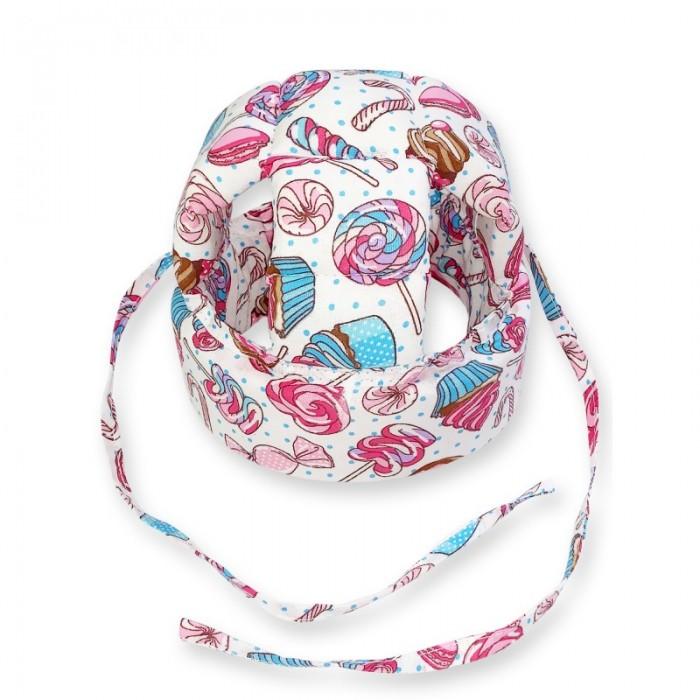 Купить Защита на прогулке, CherryMom Шлем для защиты головы Candy