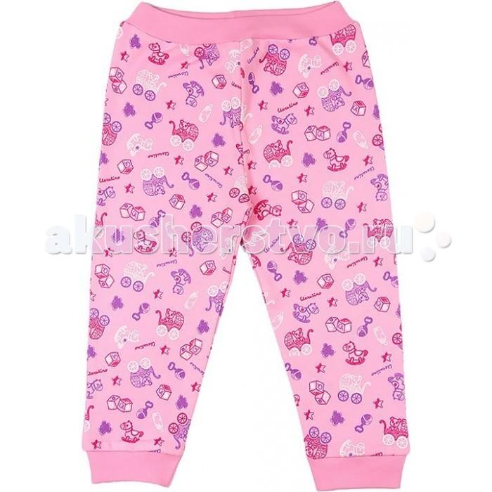 Брюки, джинсы и штанишки Cherubino Брюки ясельные для девочки 126