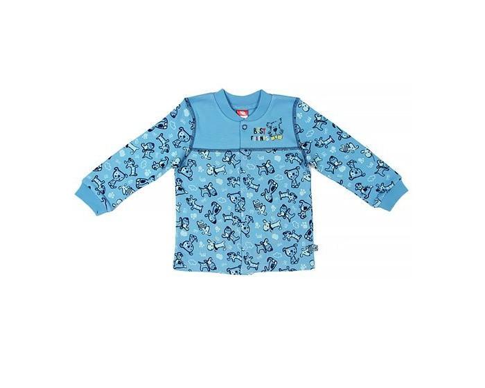Кофты и кардиганы Cherubino Кофточка ясельная для мальчика 129 cherubino свитер для мальчика