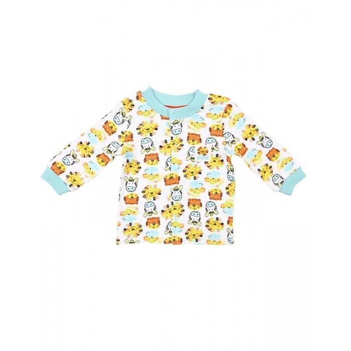 Кофты и кардиганы Cherubino Кофточка ясельная для мальчика 143 cherubino свитер для мальчика