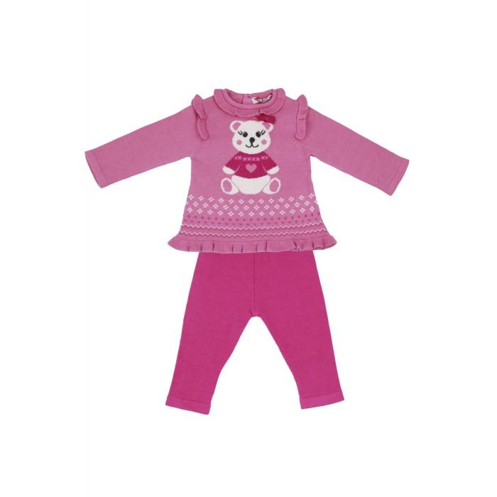 Детская одежда , Комплекты детской одежды Cherubino Комплект для девочки CB 9W004 арт: 356115 -  Комплекты детской одежды