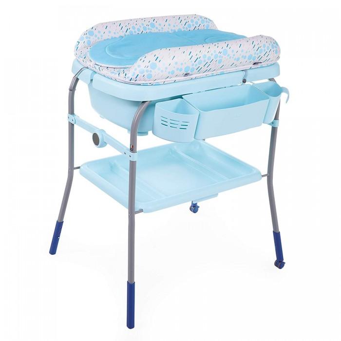 Пеленальный столик Chicco Cuddle & Bubble Comfort с ванночкой