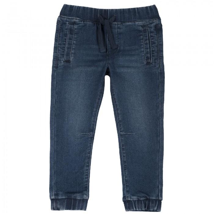 Брюки и джинсы Chicco Джинсы для мальчика на резинке