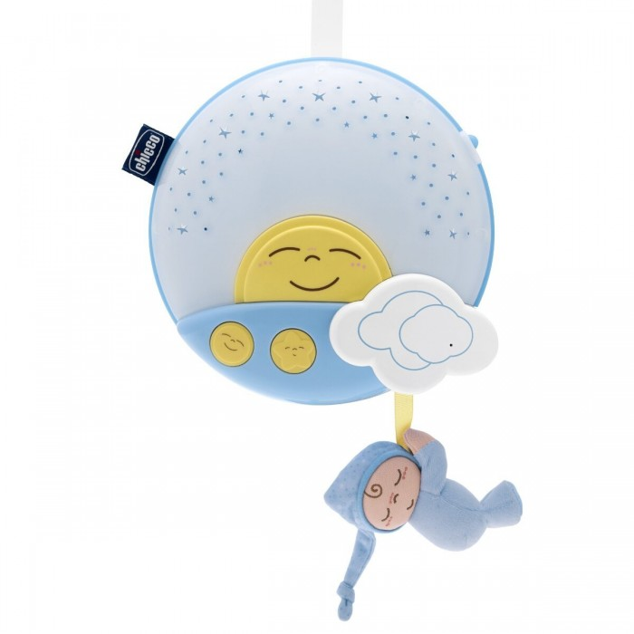 Картинка для Подвесная игрушка Chicco Игрушка-проектор Закат