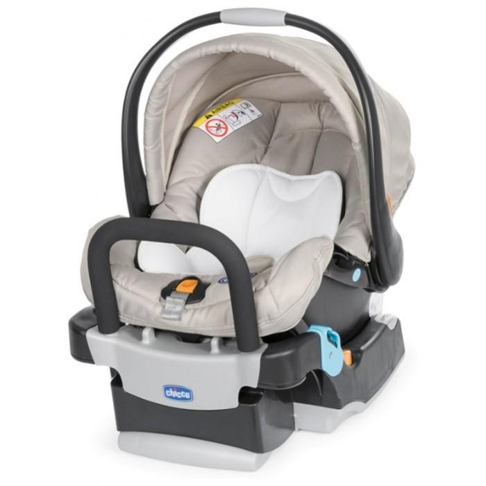 Автокресло Chicco Key FitГруппа 0-0+ (от 0 до 13 кг)<br>Автокресло Chicco KeyFit одобрено для перевозки детей с рождения до достижения веса 13 кг (Группа 0+). Легко устанавливается как с базой, так и без нее. Автокресло также можно установить на базу прогулочной коляски (Simplicity, Kwik.One, Urban, Stroll'in'2). Комфортное использование на всех этапах роста и развития.  Особенности: Комфорт Вкладыш разрешается использовать до достижения ребенком веса 6 кг. База включена в комплект Помогает установить и открепить автокресло.  Размер автокресла: 55х43х67 см.