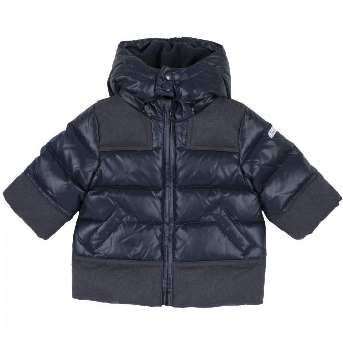 Купить Верхняя одежда, Chicco Куртка для мальчиков с глубоким капюшоном