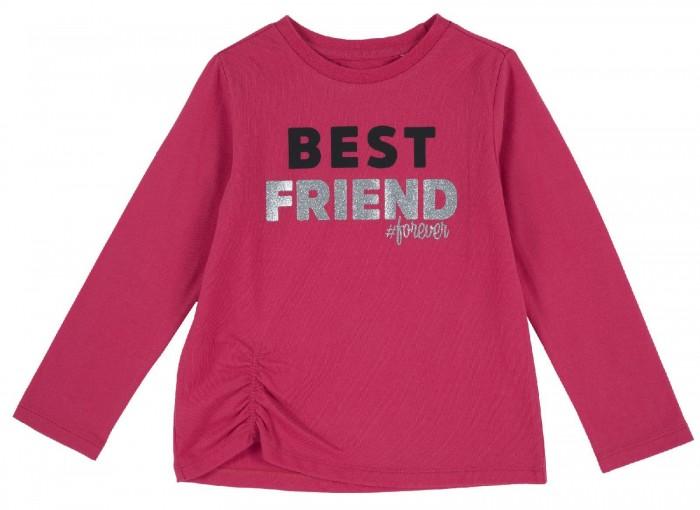 Купить Водолазки и лонгсливы, Chicco Лонгслив для девочки Best Friend