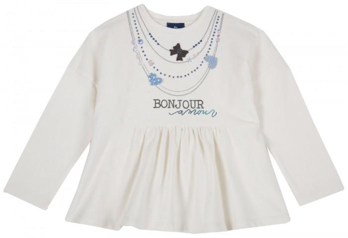 Купить Водолазки и лонгсливы, Chicco Лонгслив для девочки Bonjour