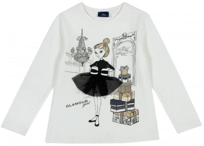 Купить Водолазки и лонгсливы, Chicco Лонгслив для девочки Glamour girl
