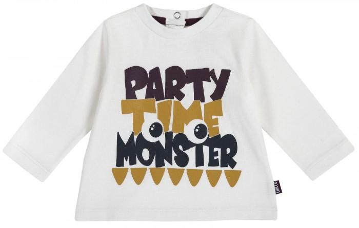 Купить Водолазки и лонгсливы, Chicco Лонгслив для мальчика Monster
