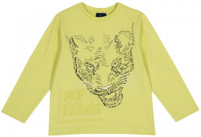 Купить Водолазки и лонгсливы, Chicco Лонгслив для мальчика Пантера