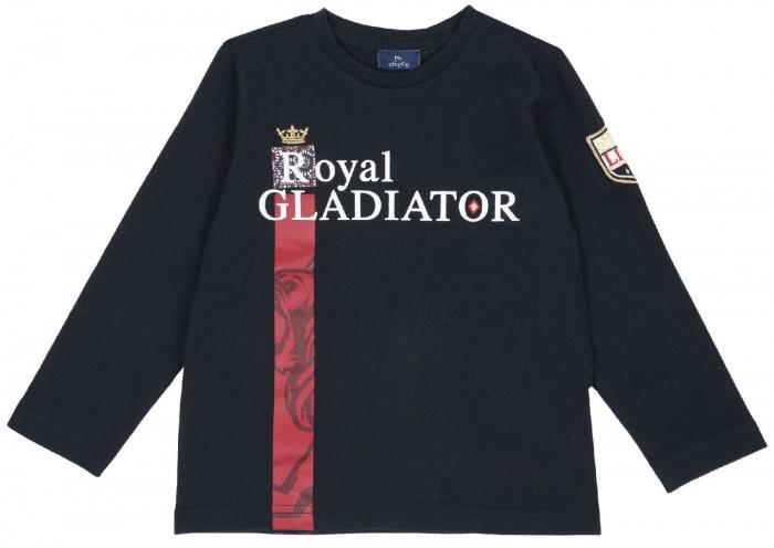 Купить Водолазки и лонгсливы, Chicco Лонгслив для мальчика Royal Gladiator