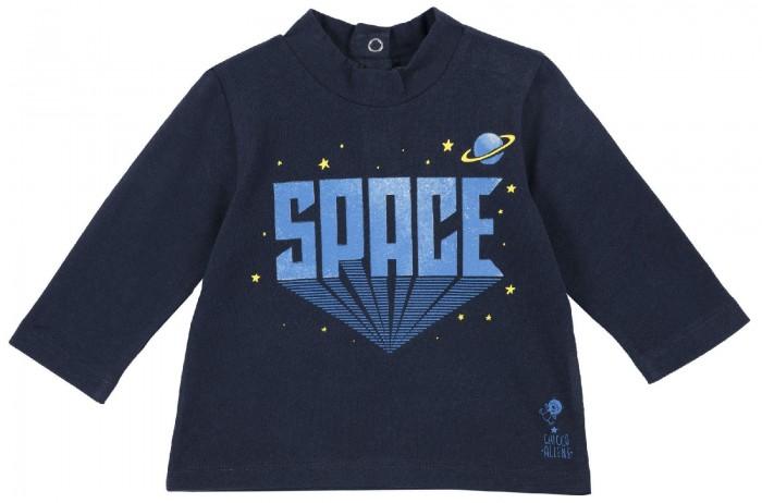 Купить Водолазки и лонгсливы, Chicco Лонгслив для мальчика Space