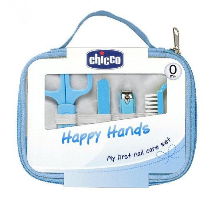 Уход за малышом Chicco Набор для ухода за руками уход за руками