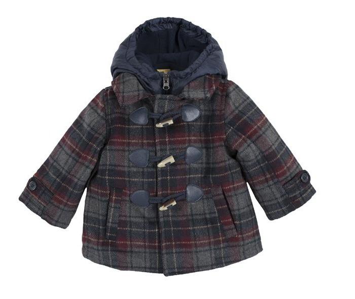 Верхняя одежда Chicco Пальто Монтгомери и внутренняя куртка для мальчиков 09087414 фото