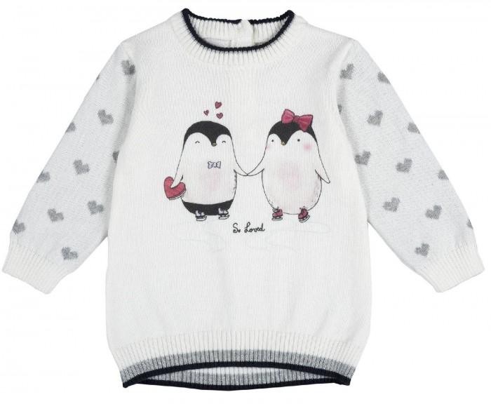 Платья и сарафаны Chicco Платье Пингвины