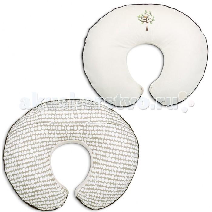 Постельные принадлежности , Подушки для беременных Chicco Подушка для кормления Boppy с двухсторонним чехлом арт: 404339 -  Подушки для беременных
