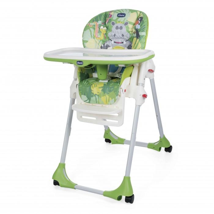 Детская мебель , Стульчики для кормления Chicco Polly Easy арт: 493561 -  Стульчики для кормления