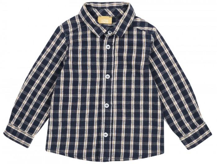 Рубашки Chicco Рубашка в клетку с длинным рукавом
