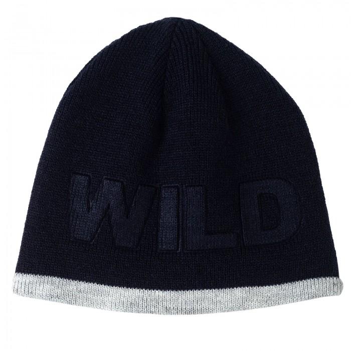 Шапки, варежки и шарфы Chicco Шапка двухсторонняя Wild шапка chicco размер 004 белый