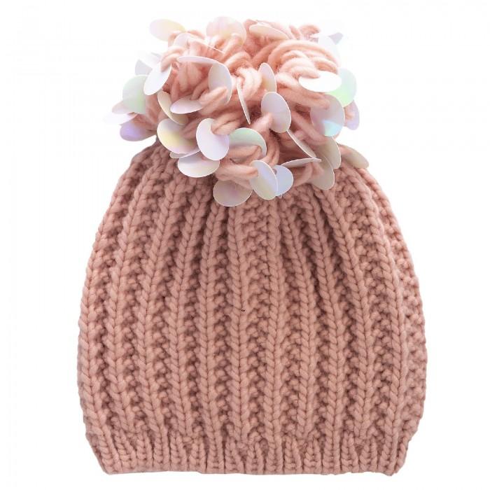 Купить Шапки, варежки и шарфы, Chicco Шапка Nice для девочек
