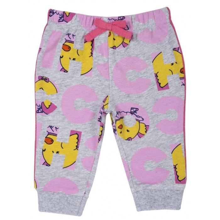 брюки  джинсы и штанишки Брюки и джинсы Chicco Штанишки для девочки с цыплятами