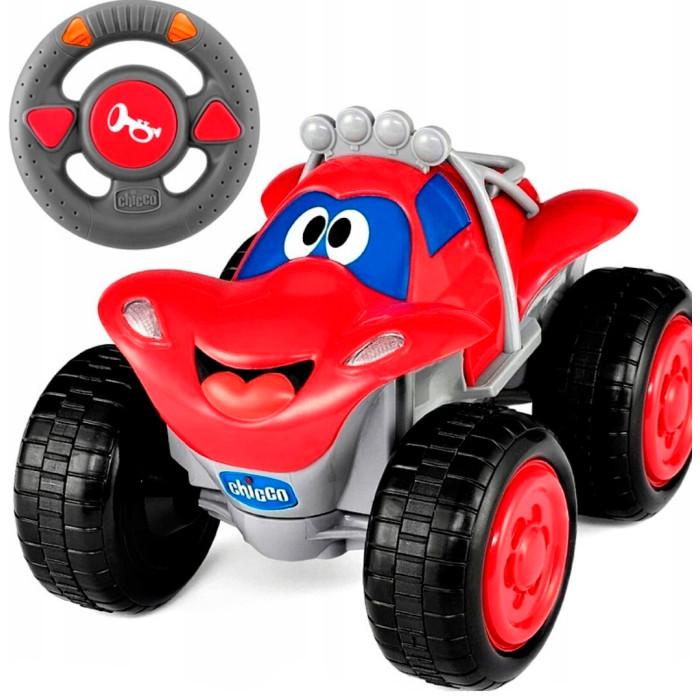 Chicco Машинка Билли большие колеса с радиоуправлением от Chicco