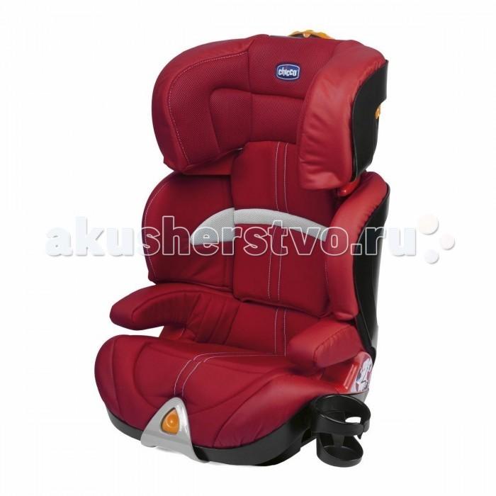 Автокресло Chicco OasysOasysОсновной особенностью кресла Chicco Oasys является возможность настраивать кресло по ширине, что будет очень актуально если одевать ребенка в зимнею одежду.  Так же, нажатием одной кнопки Chicco Oasys 2-3 можно немного разложить до положения «для отдыха». Кресло выполнено в прочной легко моющейся ткани.    Основные характеристики:   - предназначено для детей: возрастной группы 2-3 (от 15 до 36 кг), от 3,5 до 12 лет; - способ крепления: крепится в автомобиле вместе с ребенком с помощью штатного трёхточечного ремня безопасности; - направление установки: по ходу движения; - безопасность: соответствует Европейскому стандарту ЕСЕ R44/04. - спинка автокресла принимает угол наклона автомобильного кресла, так же есть возможность настойки угла наклона по основанию кресла - раздвижные боковины для регулировки кресла в зависимости от возраста и одежды ребенка; - подголовник регулируется по высоте вместе с боковой защитой; - съёмная обивка с перфорацией, стирается при t 30°C; вес: 7,2 кг; размеры (ДхВхШ): 44x42x84; объём в упаковке: 0,2 м3.<br>