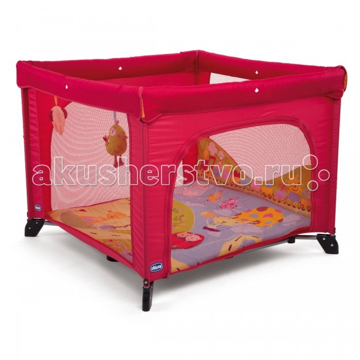 Манеж Chicco Open Playpen