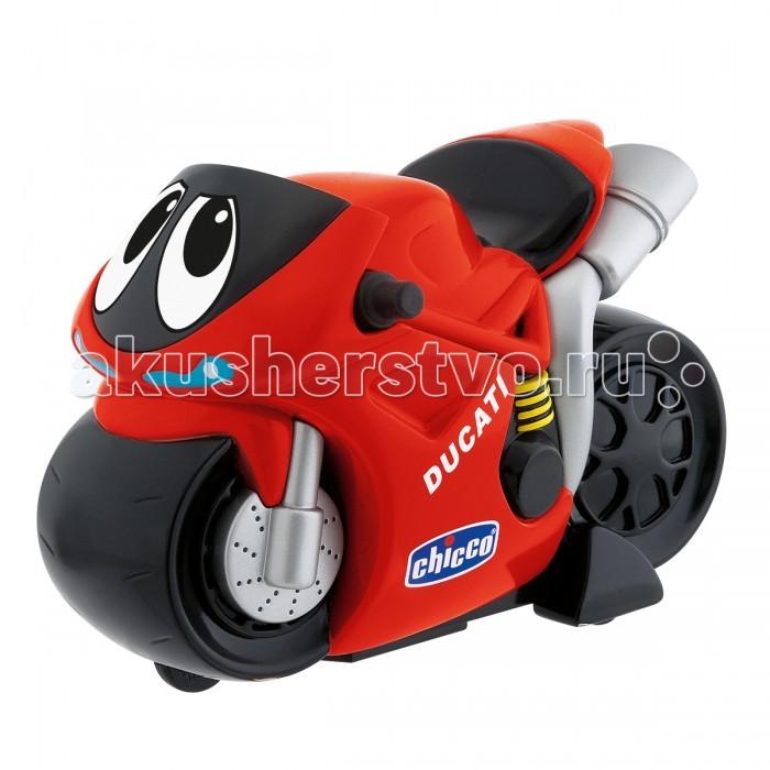 Машины Chicco Турбо-мотоцикл Ducati chicco турбо машина fast