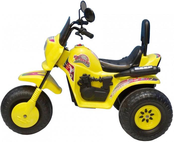 Детский транспорт , Электромобили Chien Ti Мотоцикл Super Harley арт: 584011 -  Электромобили