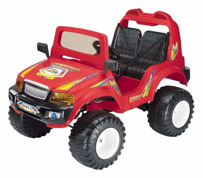 Электромобили Chien Ti CT-885R Off-Roader