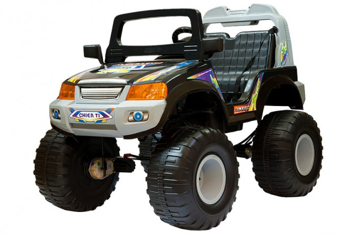 электромобили chien ti tcv 818 golden eagle ii Электромобили Chien Ti СT-885R Off-Roader(4x4)