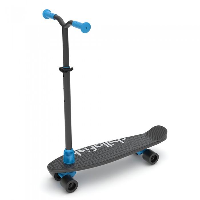 Купить Трехколесные самокаты, Трехколесный самокат Chillafish Скейтборд Skatie Skootie 2 в 1